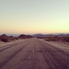 I love road pictures