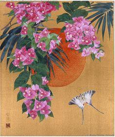 Paradise (Flower) by Morita Rieko.