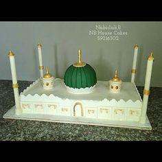 Masjid Cake #masjidcake