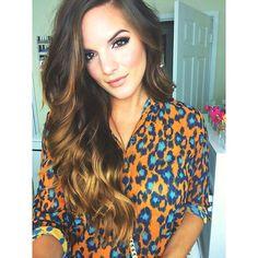 Love Hair, Great Hair, Gorgeous Hair, Ombre Hair, Pretty Hairstyles, Hair Hacks, Hair Inspiration, Hair Inspo, Hair Goals