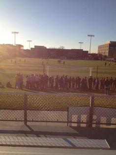 #ZipsGameday Photo Akron Zips Men's Soccer vs. Michigan, 2nd Round NCAA Tourament