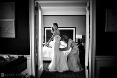 Empire Hotel Wedding