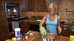 Bodybuilding.com - Video Article: Get Lean, Eat Clean With Jamie Eason - Carrot Cake Protein Bars