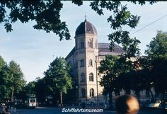 Rostock, DDR, 50er, Steintor-Kreuzung, Foto Walter Weidemann