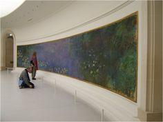 Sedef's Corner: Claude Monet - Water Lilies Series