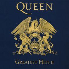 Carátula Frontal de Queen - Greatest Hits II (Deluxe Edition)
