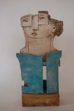 """Christy Keeney       """"Christy Keeney studied ceramics at the Royal College of Art in London And he has also been commissioned by..."""