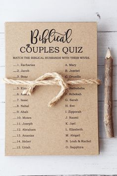 Bridal Shower Question Game, Bridal Shower Games Prizes, Couples Quiz, Marriage Conference, Marriage Retreats, Brunch Decor, Wedding Posters, Couple Games, Wedding Signage