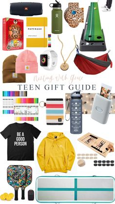 Teen Drinks, Girl Gift Baskets, Mottos To Live By, Christmas Gift Guide, Christmas Cards, Cute Wallets, Teen Girl Gifts, Cute Friends, Kid Styles