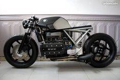 K100 BMW Cafe Racer restaurée