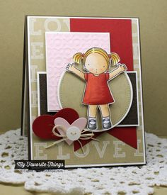 Featuring: Pure Innocence Love Is In The Air, Cooper Alphabet & Western Background!
