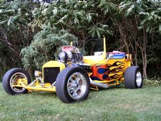 1923 Ford classic,hot rod