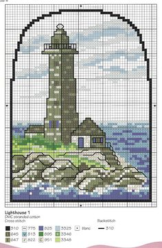 Gallery.ru / Фото #80 - Cross Stitch By the Sea - irislena