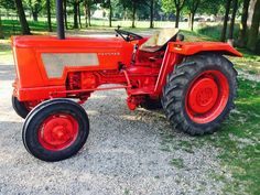 Hanomag - Perfect 401 tractor - 1965