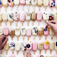I'll have one of each please!#yummy
