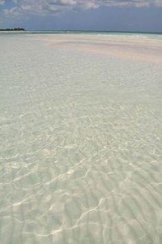 Gold Rock Beach, Freeport, Bahamas