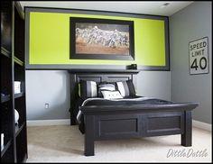paint ideas for teen boys bedroom