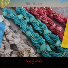 Fashion Jewellery! Follow us now.  See all our products athttps://small.bz/AAvZSDe   #smallbiz #onlineshopping #shopping #shop #Jewellery #FashionJewellery #ColourfulJewellery #Beaded #BeadedJewellery #Shells #Shell #SeaShell #ShellJewellery #Turquoise #Necklace #PoshJewellery #Partywear #PartyJewellery #Style #Fashionable #CostumeJewellery
