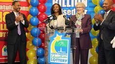 Single mother of 4 revealed as one of three $564M Powerball jackpot winners. http://fxn.ws/1DkDDsb