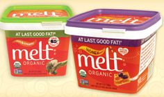 FREE Tub of Melt Organic Coupon at Target on http://hunt4freebies.com