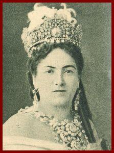 جنان يار إحدى زوجات الخديوي إسماعيل