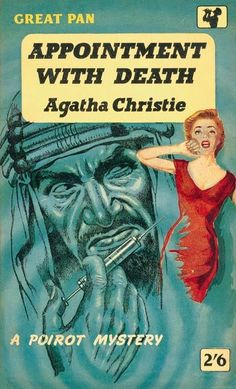 Appointment with death by agatha Christie vintage paperback