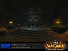 Warlords of Draenor. http://fafart.blogspot.kr/p/warlords-of-draenor.html