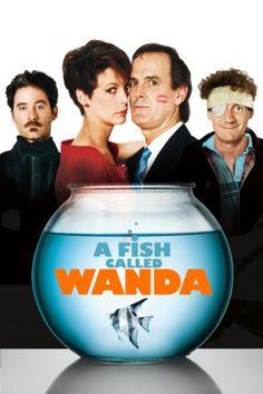 A Fish Called Wanda (1988) movie #poster, #tshirt, #mousepad, #movieposters2