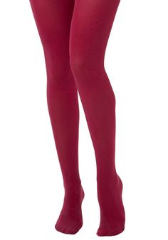 Tights for Every Occasion in Rose by Tabbisocks - Pink, Prom, Wedding, Party, Work, Casual, Fall, Winter, Solid, Girls Night Out, Holiday Party, Best Seller, Top Rated