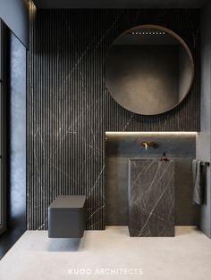 Interior Design Toilet, Washroom Design, Toilet Design, Home Interior Design, Modern Luxury Bathroom, Bathroom Design Luxury, Modern Bathroom Design, Guest Toilet, Bathroom Design Inspiration