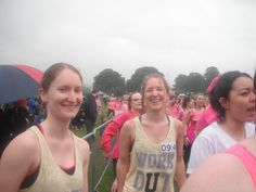 Race For Life 2014 #running @fitnesschrysalis