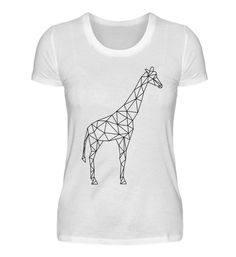 Geometric giraffe T-Shirt