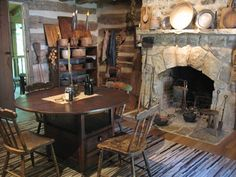 Someday I dream of having a fireplace or wood burning stove.