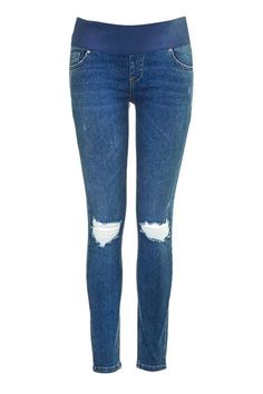MATERNITY Rip Jamie Jeans