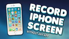 How to Record Your iPhone Screen 2018 | No App No Jailbreak No PC