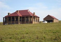Dullstroom Country Estate's Stone Castle
