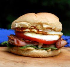 The Chivito - Uruguay's Most Iconic Sandwich: ham, melted mozzarella, bacon, plus much more