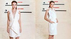 Spring / Summer 2015 Robert Kalinkin dresses Spring Summer 2015, Pretty Little, Wrap Dress, Dresses, Fashion, Vestidos, Moda, Fashion Styles, Dress
