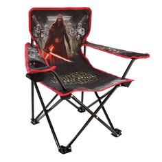 Exxel Star Wars Camp Chair *** Check out this great image @ http://www.amazon.com/gp/product/B011KVFSXQ/?tag=usefulcamp-20&pqr=240716061928