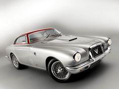 Fiat Vignale V8 de 1953