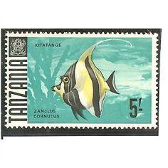 Tanzania QE11 1967 5s 5/- Moorish Idol SG 155 Mint NHM Fish Stamp Listing in the Tanzania,Tanganyika (incl. Tanzania),Commonwealth & British Colonial,Stamps Category on eBid United Kingdom | 117391077