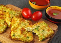 batoane cu broccolisi conopida la cuptor Baby Food Recipes, Diet Recipes, Cooking Recipes, Healthy Recipes, Roh Vegan, Baby Finger Foods, Tasty, Yummy Food, Dessert Drinks