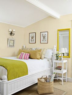 Home Decorating Ideas on a Budget- Pictures and Ideas of Cheap Decorating Ideas - Country Living