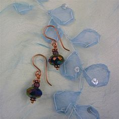 Sharilyn Miller: FREE Tutorial: Simple Ear Wires