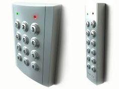 Get Gates & Fence It - Keypads for gate and turnstile control
