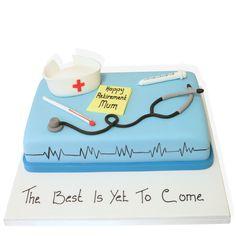 The Cake Store - Nurses Cake, £120.00 (http://www.thecakestore.co.uk/nurses-cake/)