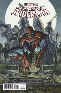 Marvel Amazing Spiderman comic issue 22 Limited 1 in 25 variant