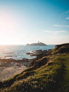 Godrevy Lighthouse, Cornwall | The Cornish Life