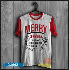"""T-shirt Pria Merry Christmas Kode : DS662 Harga :  Size :  S : 85.000  M : 85.000  L : 85.000  XL : 90.000  XXL: 95.000  Grosir ada Diskon Khusus. untuk pengambilan 3 pasang keatas boleh campur.  **Lama pengerjaan baju membutuhkan waktu 2-3 hari setelah proses transfer  Bahan : Cotton Combed  ====================   yukk order dengan sms kami di 085288202838 atau bbm di 23663f82 """"DICARI RESELLER DAN DISTRIBUTOR DI INDONESIA"""""""