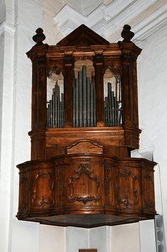 Organo Chiesa di Via Papa Celestino, Castiglione Olona, Varese #TuscanyAgriturismoGiratola